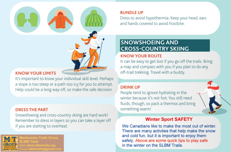 Winter Safety Quick Tips